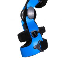 BOA blue orthosis